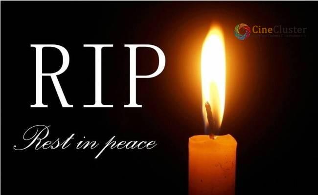 Anitha Sampath's Father Passes Away