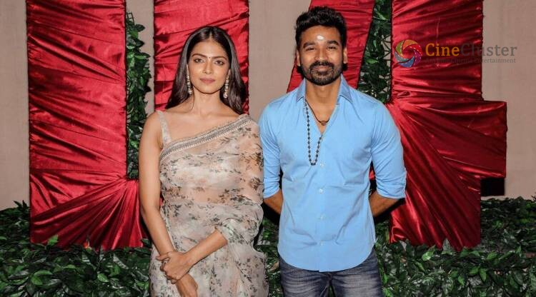 Dhanush's D43 team start their important schedule in Hyderabad