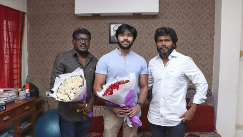 Dhruv Vikram's next is with Pariyerum Perumal director Mari Selvaraj