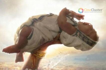 PICTURES OF BAAHUBALI BABY GOES VIRAL