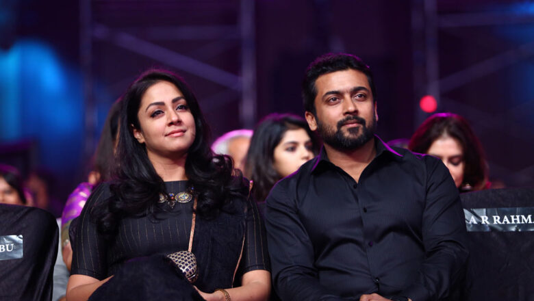 SURIYA AND JYOTHIKA'S COMBO WILL BE DIRECTED BY THIS DIRECTOR
