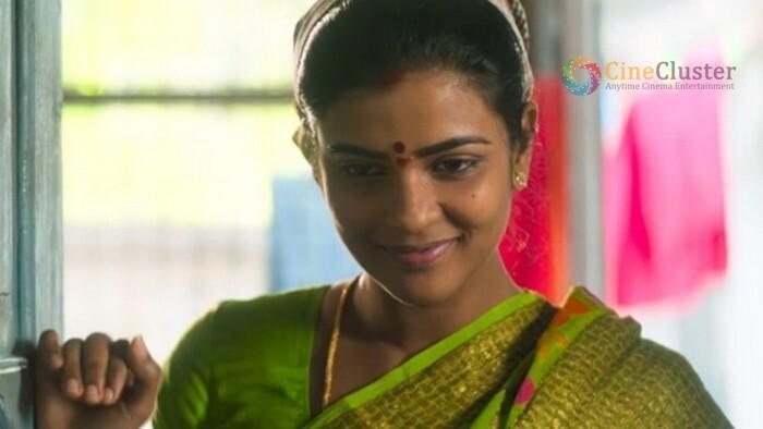 சிறந்த நடிகைக்கான விருது பெற்ற ஐஸ்வர்யா ராஜேஷ்…