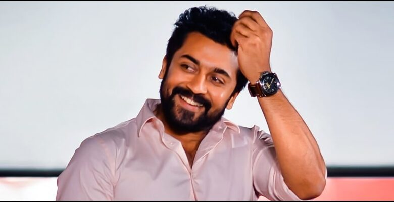 EXCITING UPDATE ON SURIYA'S UPCOMING MOVIE