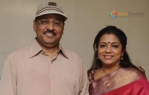 ACTOR BHAGYARAJ AND HIS WIFE POORNIMA TESTED COVID POSITIVE