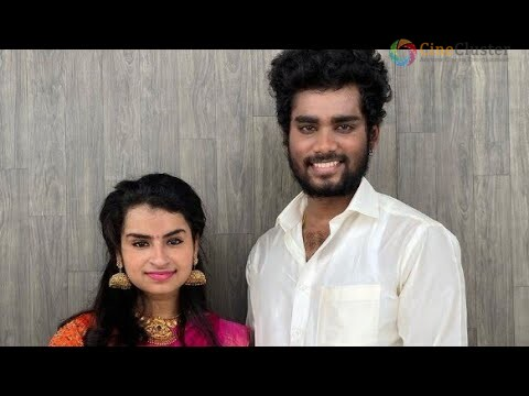 SAM VISHAL AND SIVAANGI MADE THEIR FIRST SONG TOGETHER