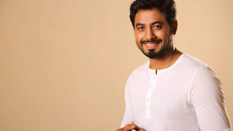 ACTOR AARI HAS INTRODUCED THE HEROINE OF BHAGAVAN FOR THE FIRST TIME