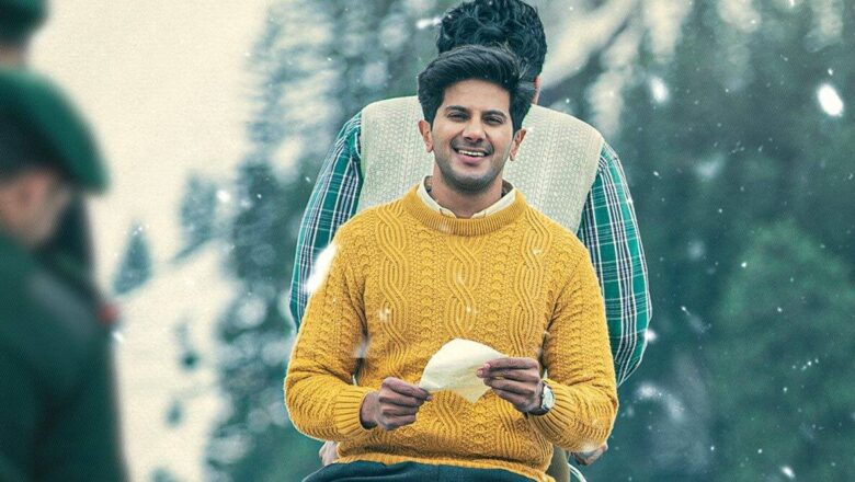 First Look Of Dulquer Salmaan As Lieutenant Ram Is Out!