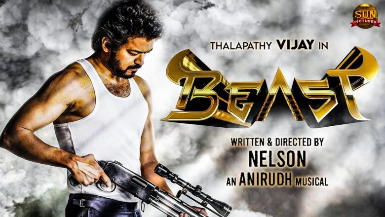Super Exciting Update On Thalapathy's Beast Movie